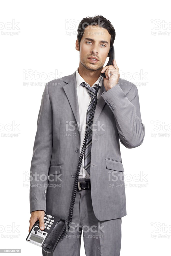 You can't be serious royalty-free stock photo