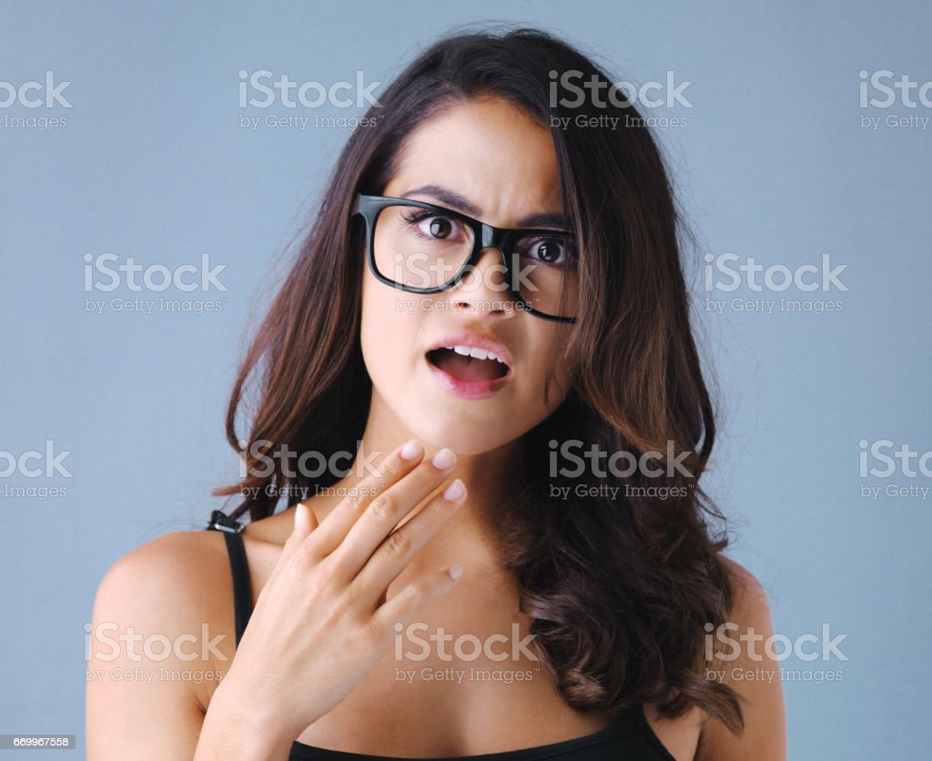 You can't be serious! stock photo