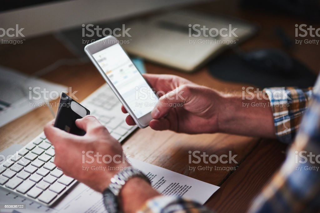 You don't need to leave your desk to shop stock photo