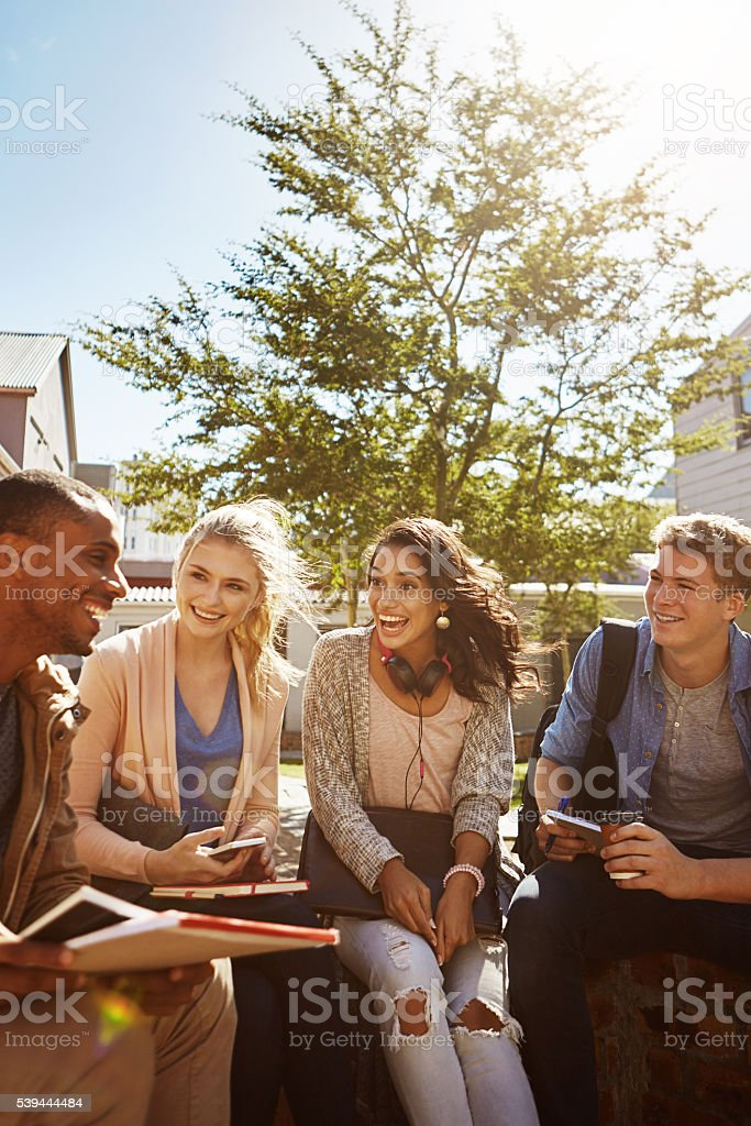 You got 99% on your paper? stock photo