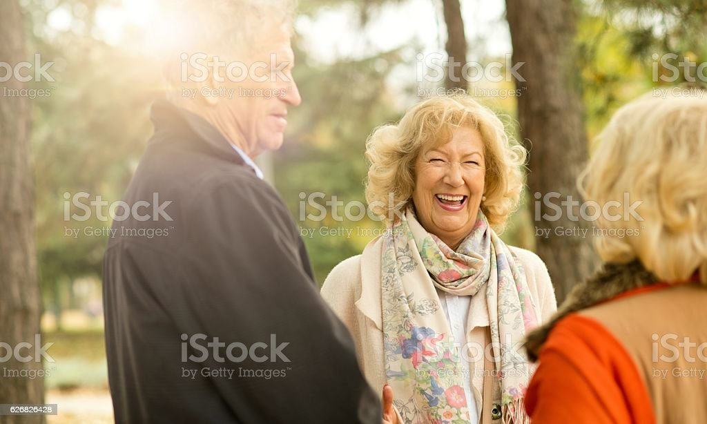 You have as much laughter as you have faith. stock photo