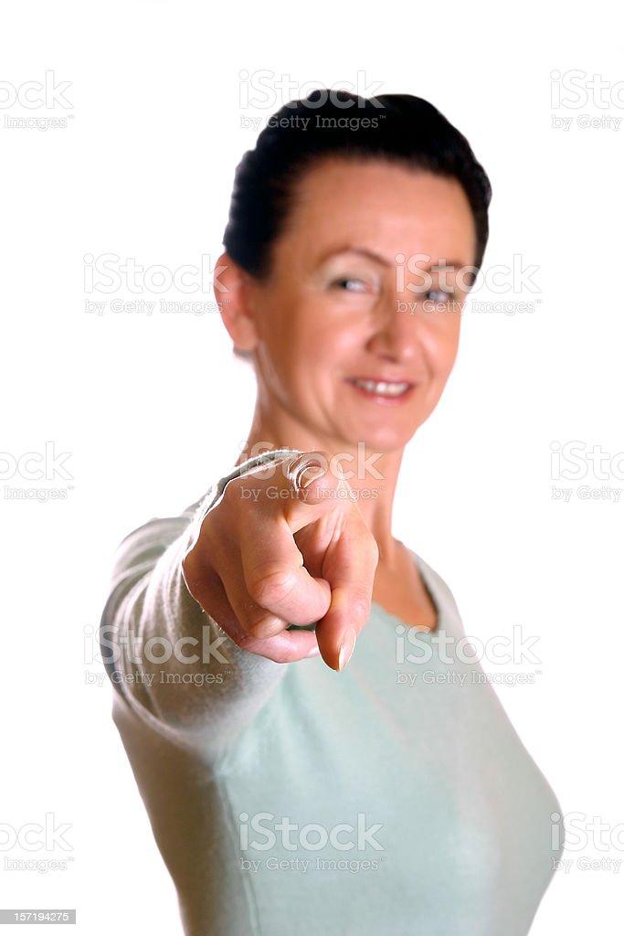 You! stock photo