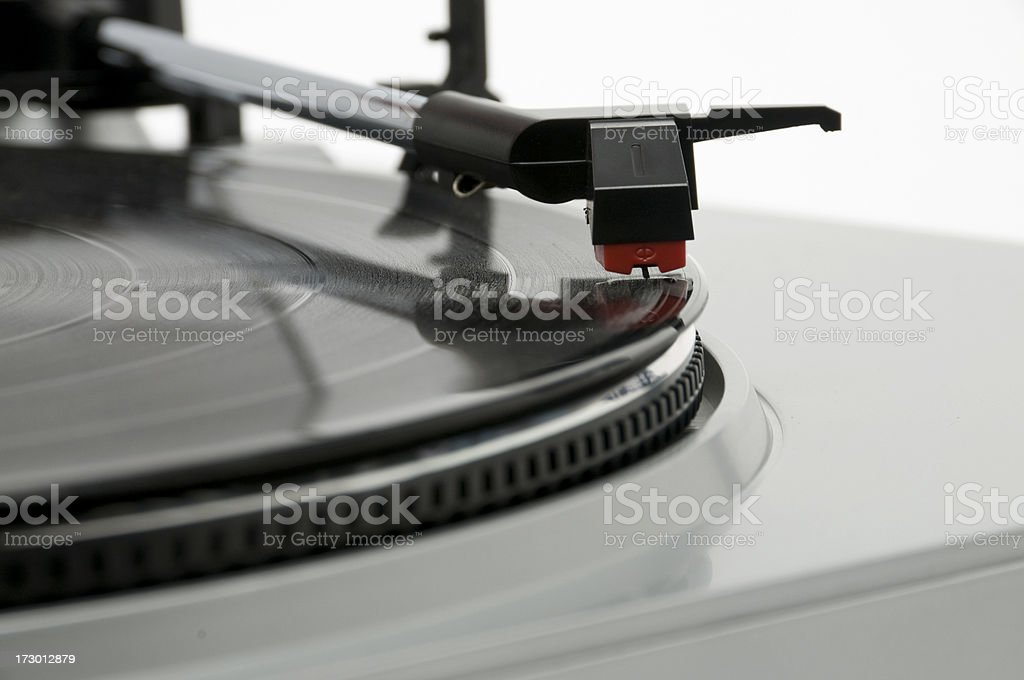 You Spin Me Right Round royalty-free stock photo