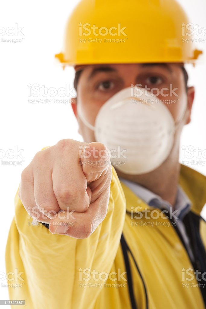 You there royalty-free stock photo