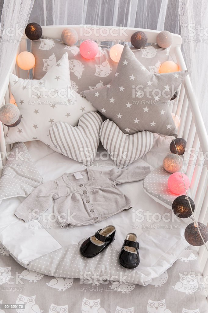 You will have the sweetest dreams stock photo