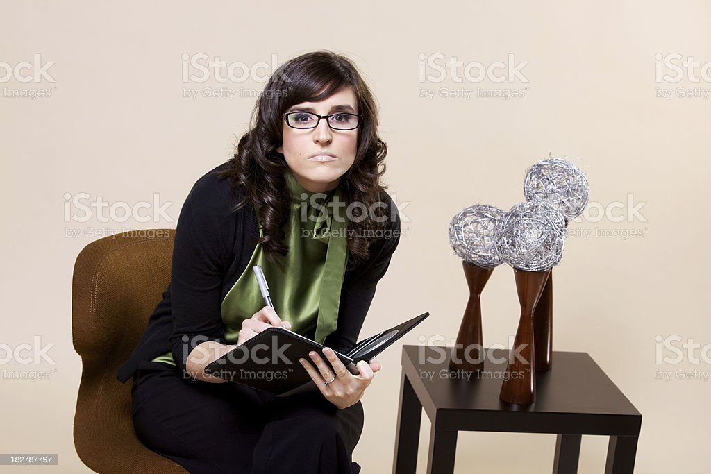 young adult attractive female stock photo