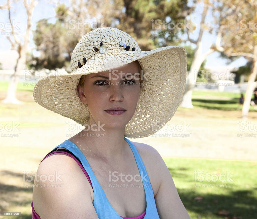 Young Adult Model stock photo