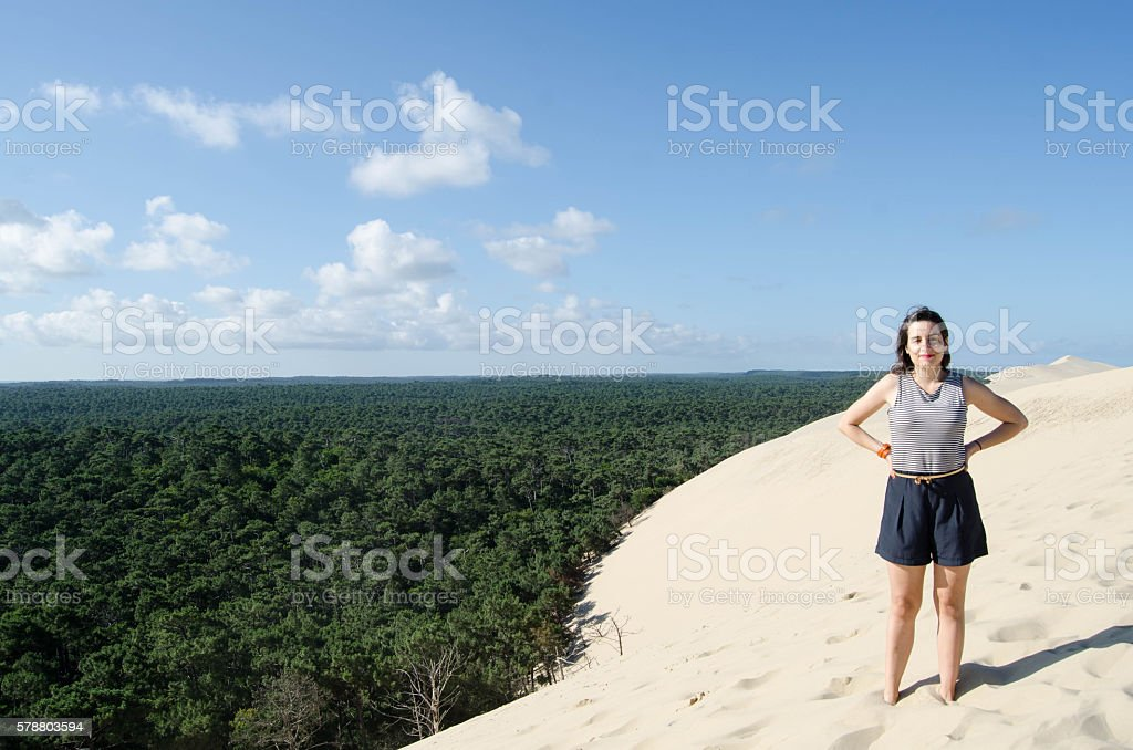 Young adult (female) stock photo