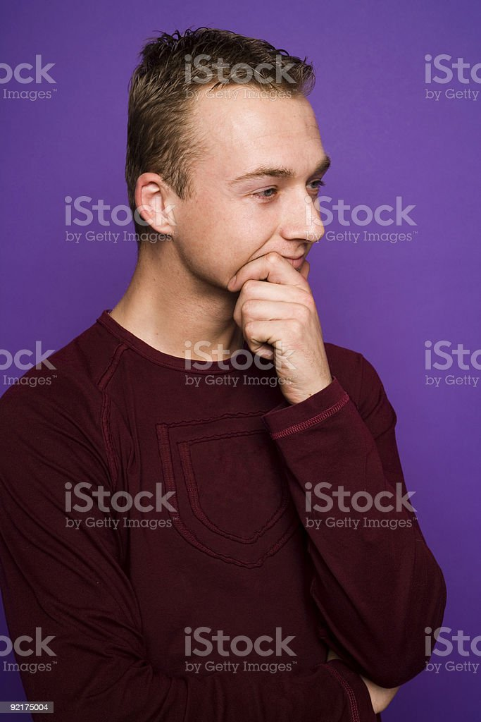 young adult stock photo