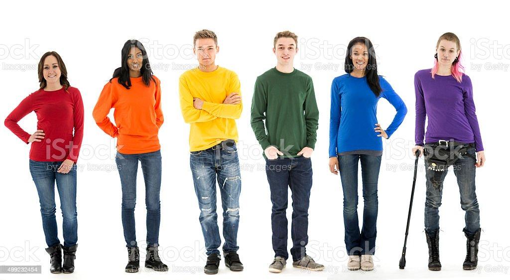 Группа молодых геев фото 317-226