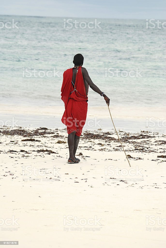 young african stock photo