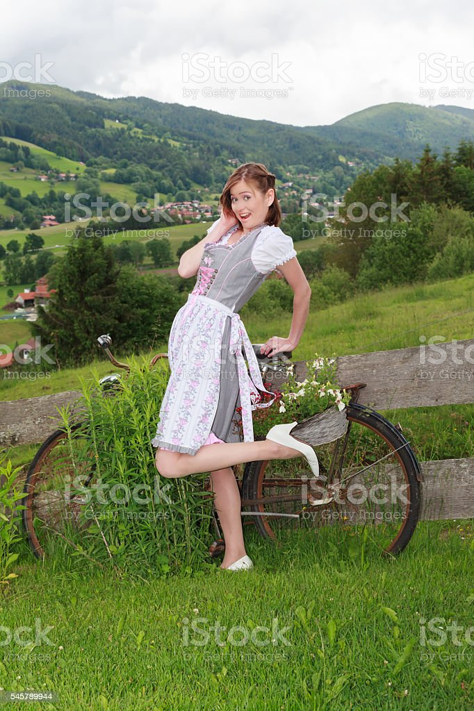 Young and Naughty stock photo