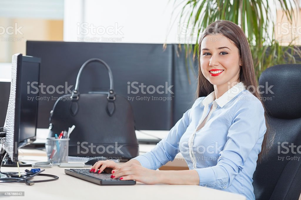 Young and Successful stock photo