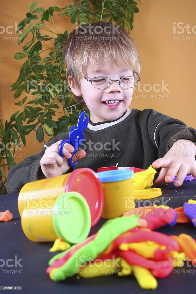 Young Artist 4 royalty-free stock photo