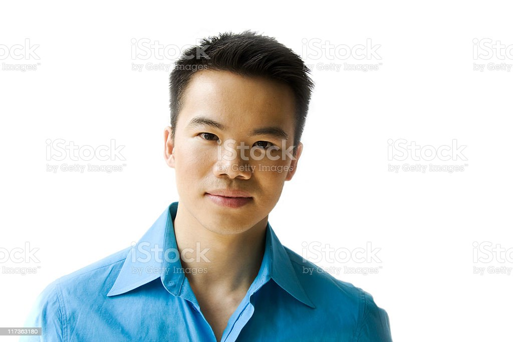 Young Asian Man royalty-free stock photo
