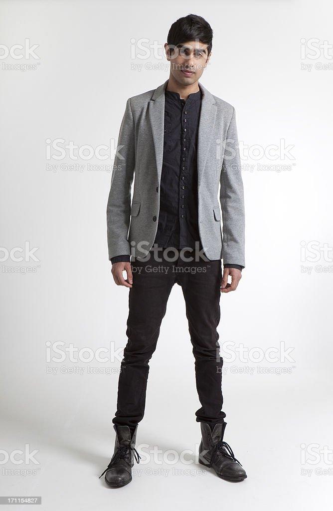 Young asian man stock photo