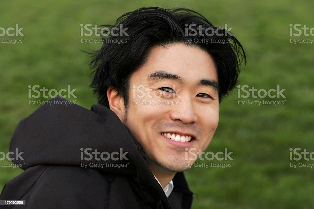 Asian man young