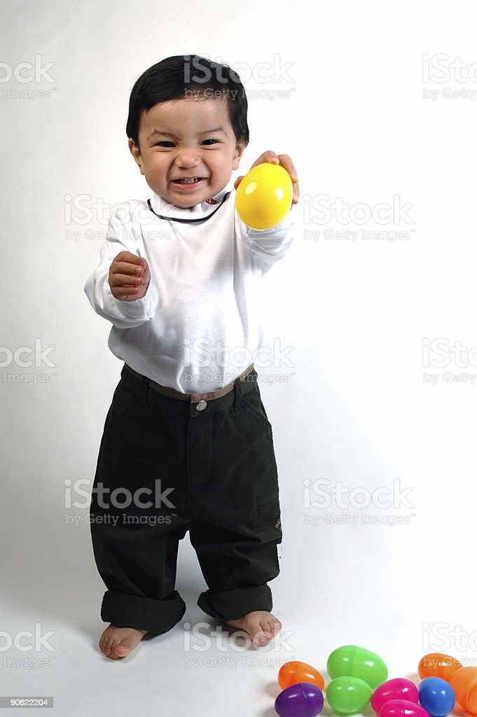 young boy royalty-free stock photo