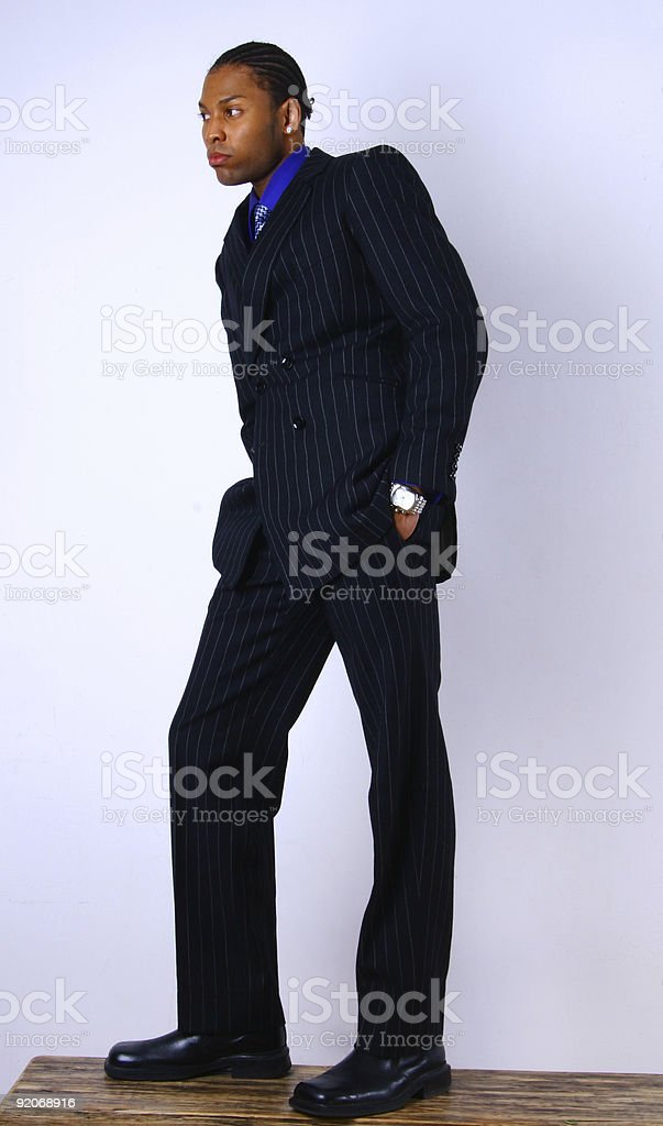 young businessman 3 royalty-free stock photo