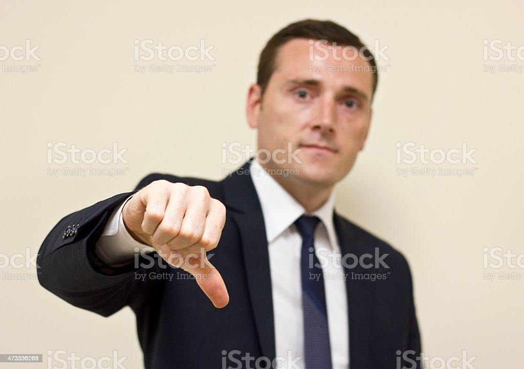 Young Businessman stock photo