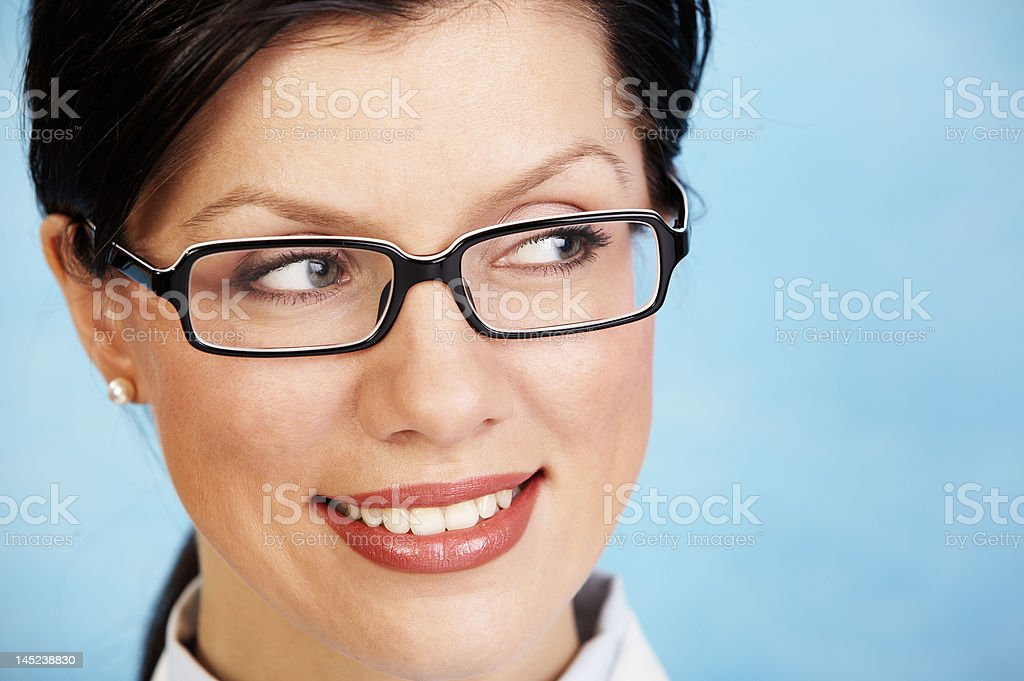 young caucasian doctor stock photo