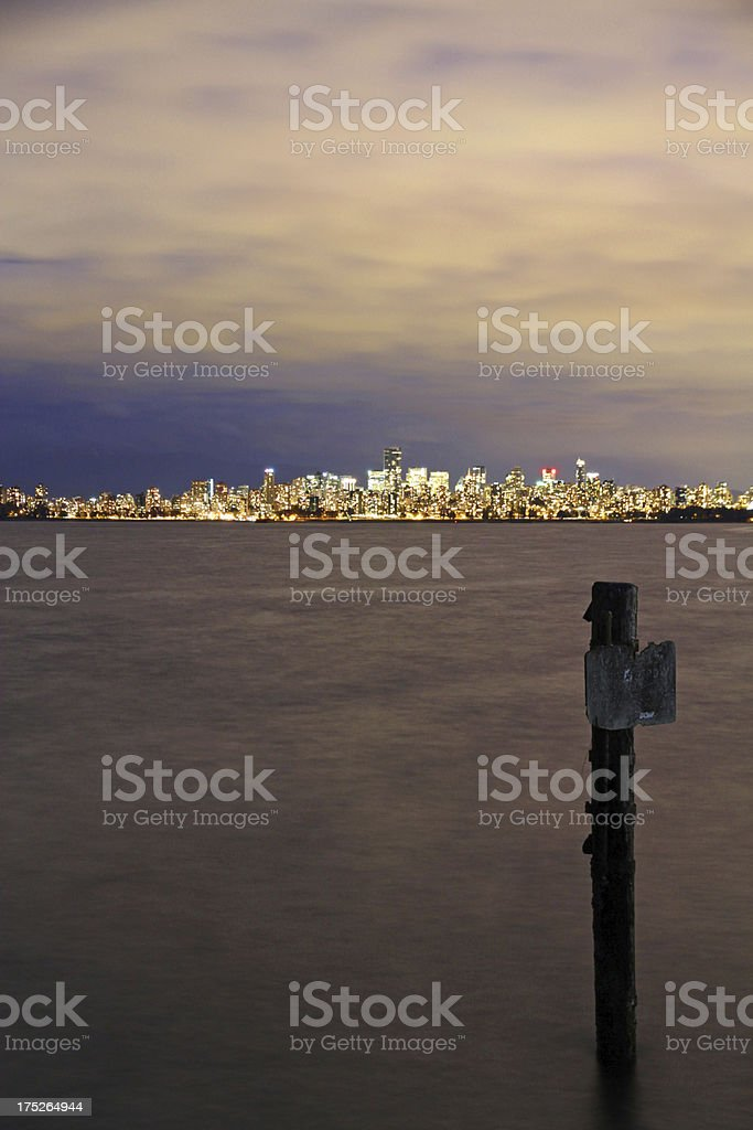 Young City royalty-free stock photo