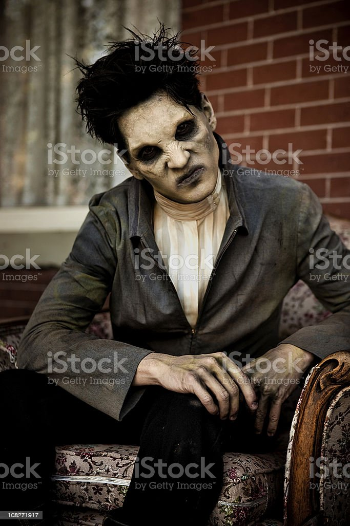 Young Frankenstein stock photo