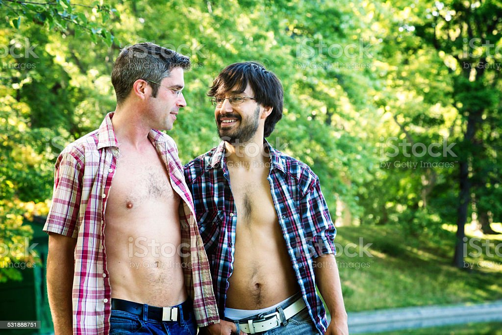 Молодой гей с взрослым фото 163-790