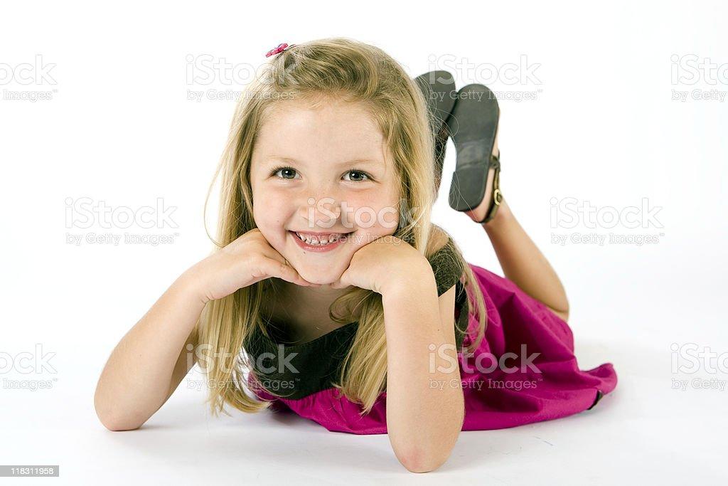 Young chica foto de stock libre de derechos