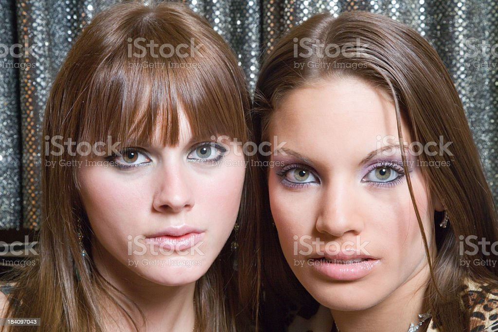 Young Girls royalty-free stock photo