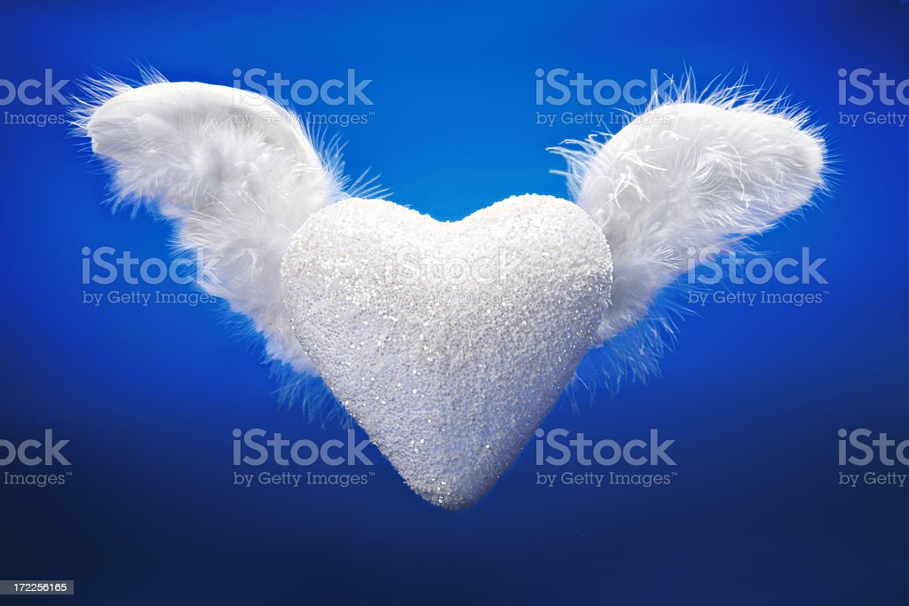 Young heart. royalty-free stock photo