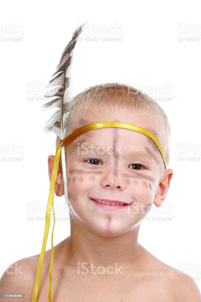 Young indian royalty-free stock photo