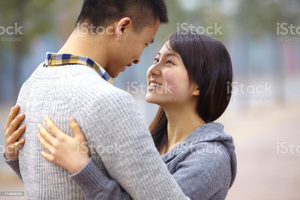 young lover royalty-free stock photo