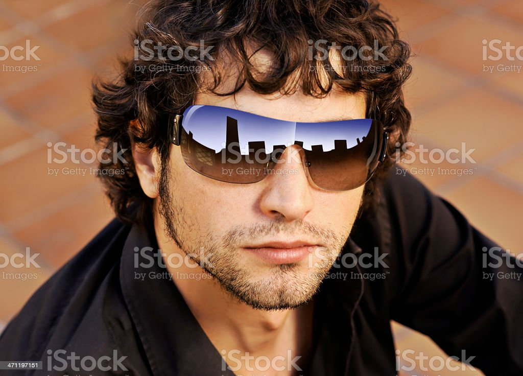 Young Male Model stock photo