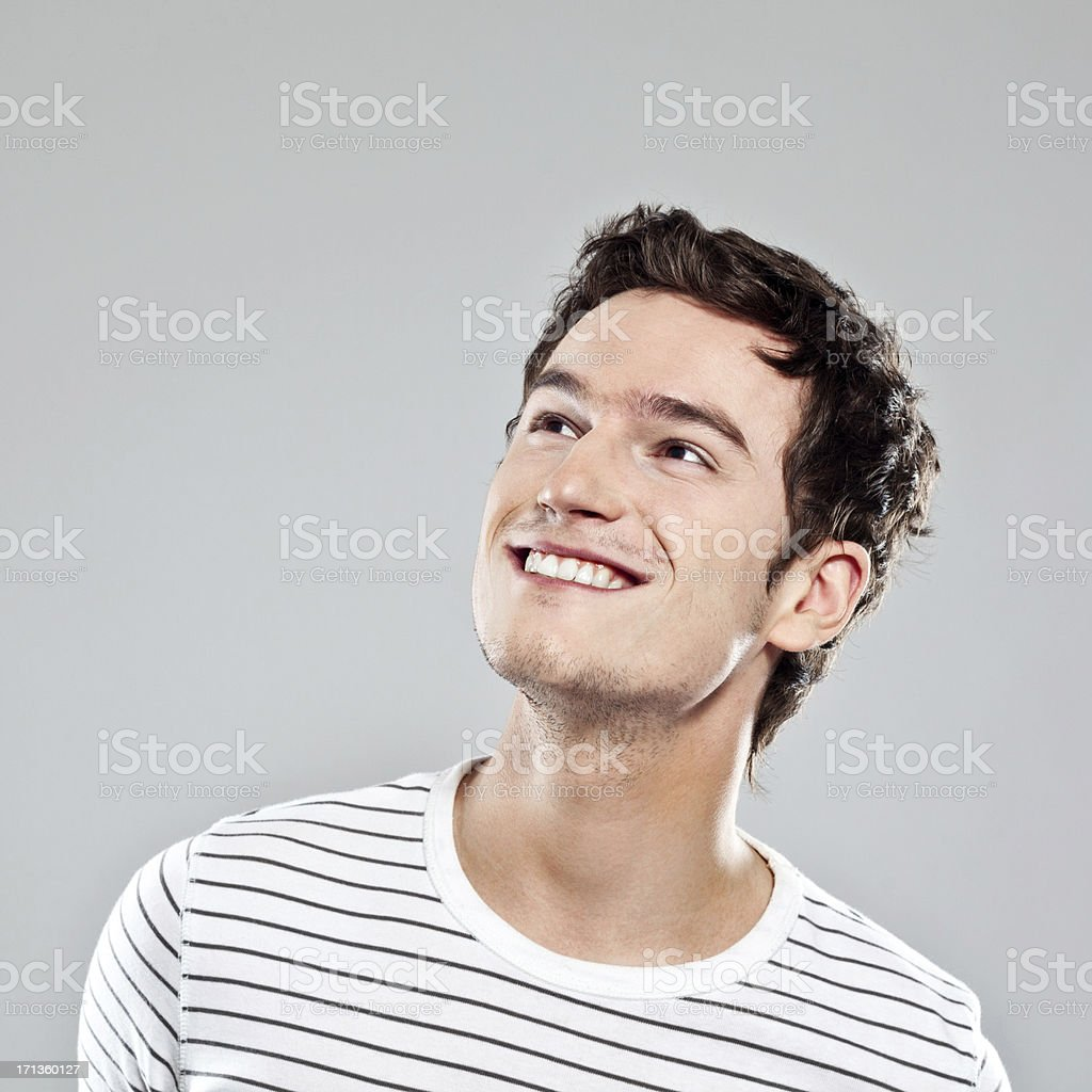 Young Male Portrait stock photo