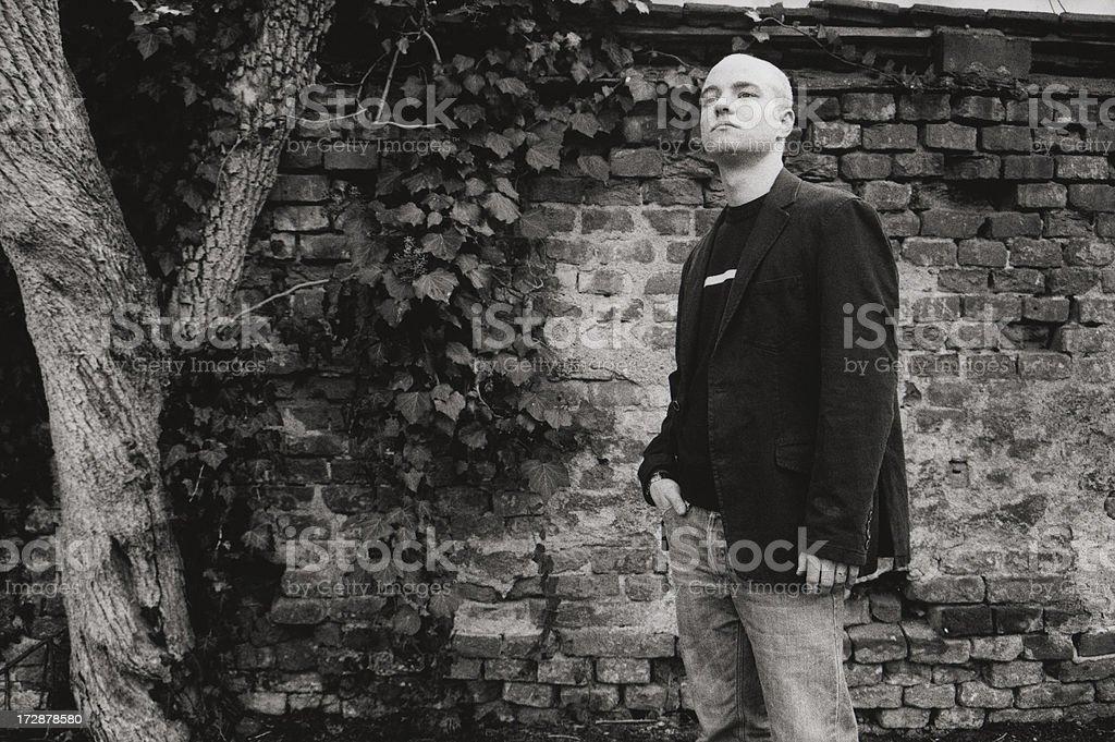 young man III stock photo