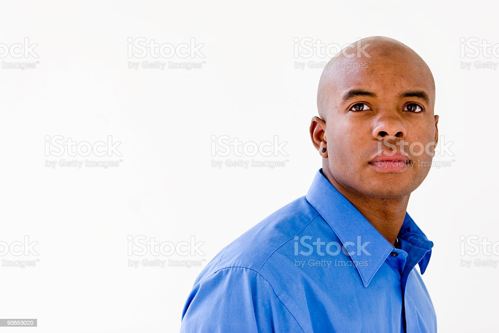 Young man royalty-free stock photo
