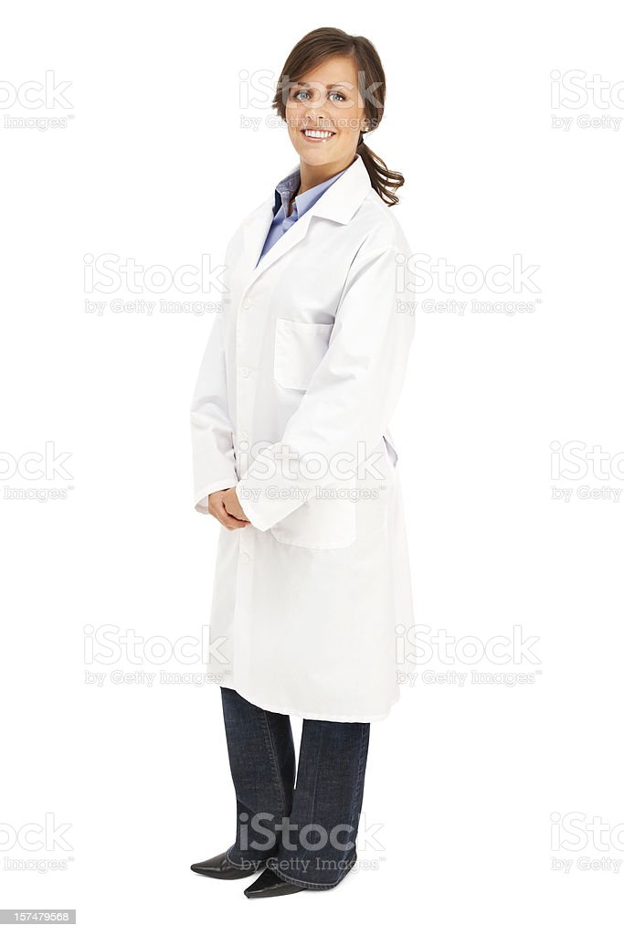 Young Medical Professional stock photo