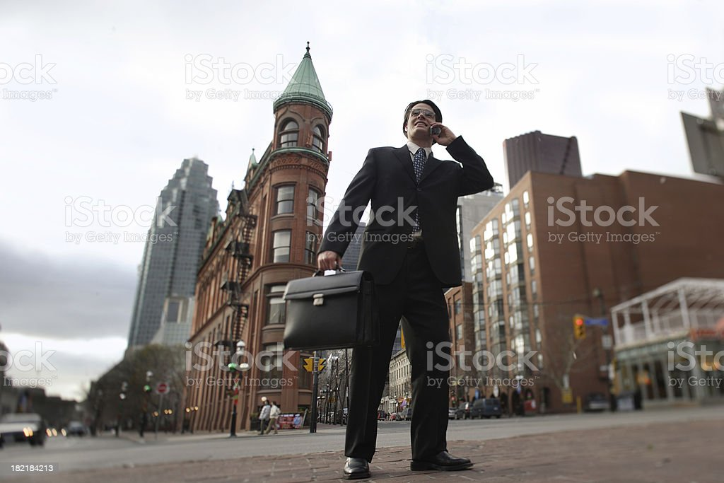 Young Professional 32 royalty-free stock photo