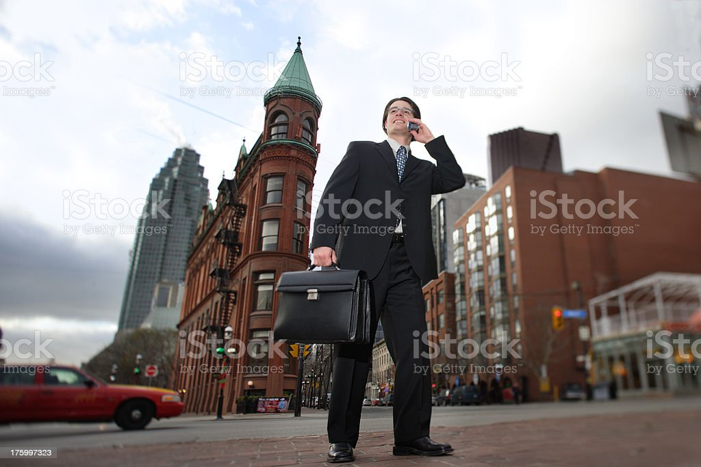 Young Professional 55 royalty-free stock photo