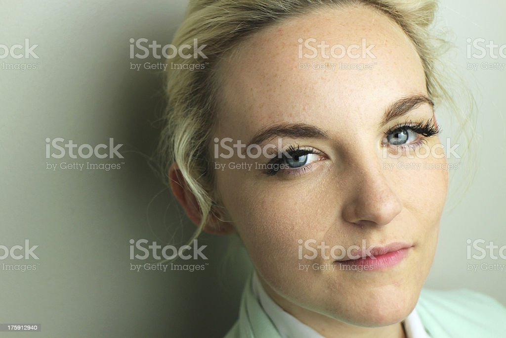 Young Professional female. stock photo