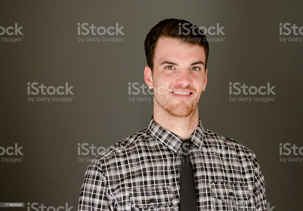 Young Professional Man stock photo