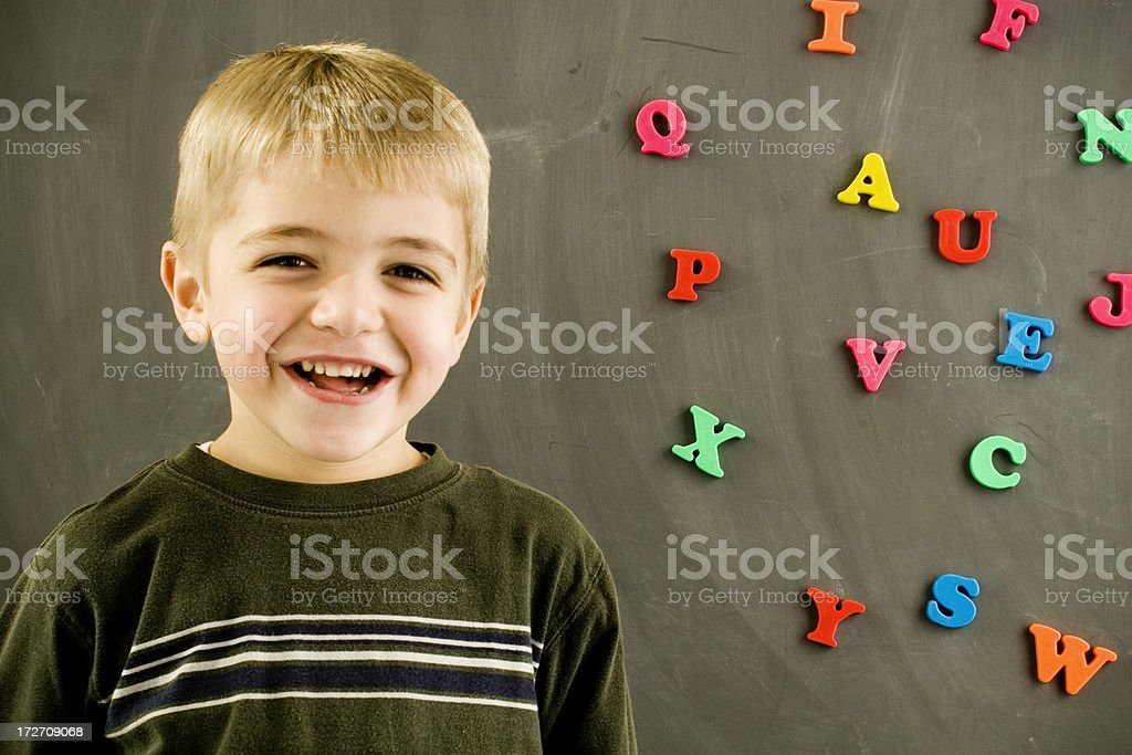 Young Student royalty-free stock photo