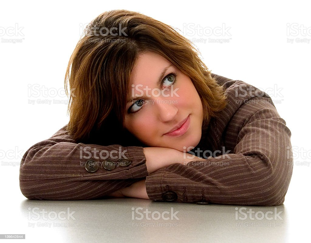 Young Woman 3 stock photo