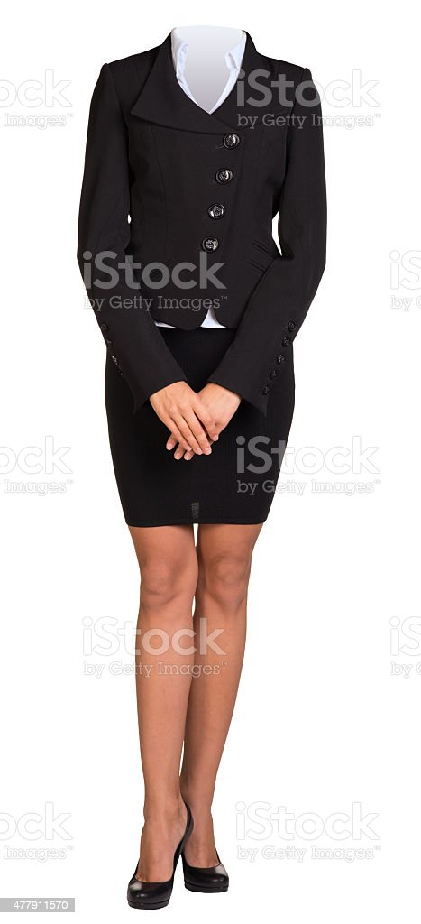 Young woman body stock photo