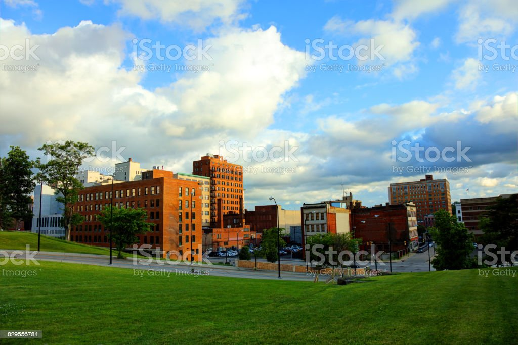 Youngstown stock photo