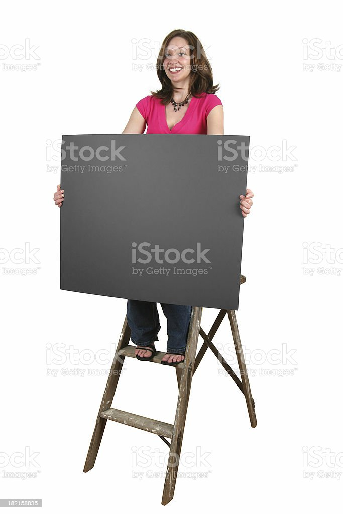 Your Ad Goes Here! C5 stock photo