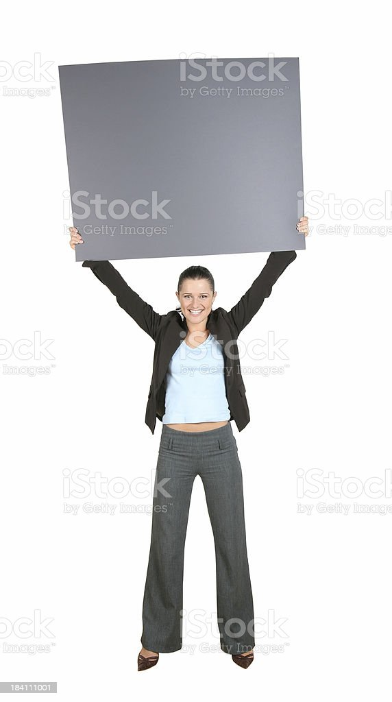 Your Ad Goes Here! K2 royalty-free stock photo