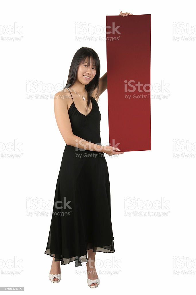 Your Ad Goes Here! - V1 royalty-free stock photo