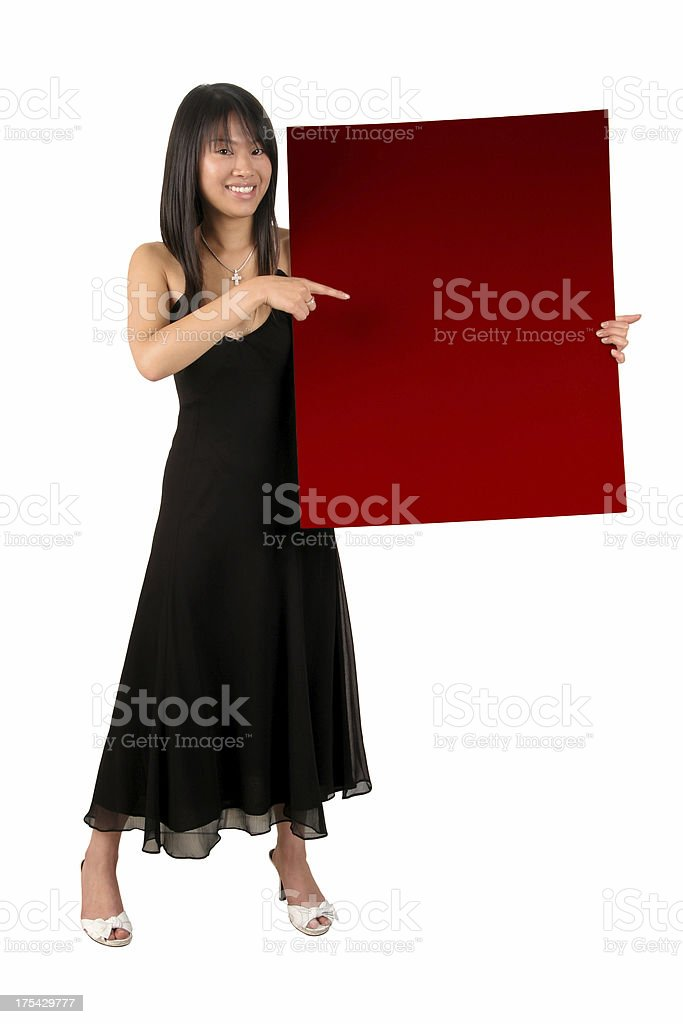 Your Ad Goes Here! - V2 stock photo